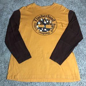 Men's Timberland Brand Long Sleeve TShirt Size XL